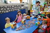 Children Making Craft Projects